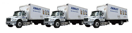 You Can Count on Farley Company for Fleet, Truck and Lubricants